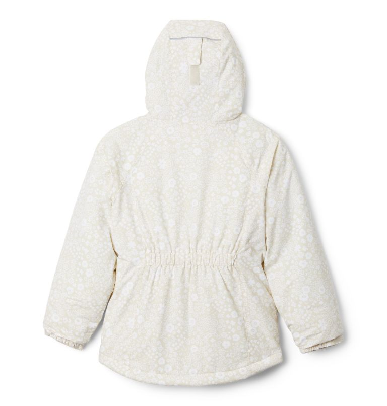 Manteau Flower Flakes™ pour fille Manteau Flower Flakes™pour fille, back
