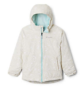 Girls' Flower Flakes™ Jacket
