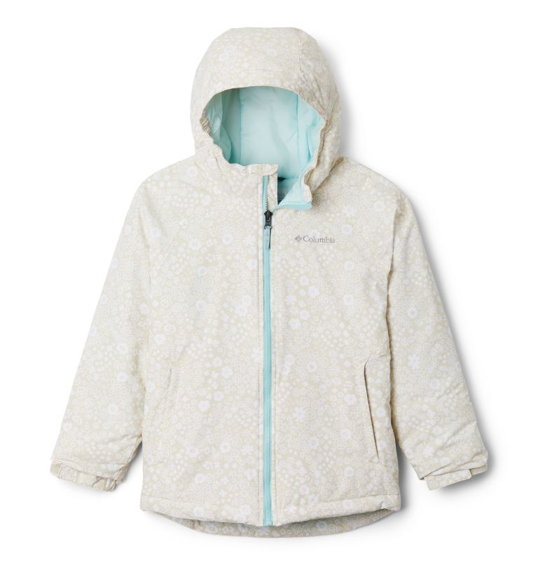 Manteau Flower Flakes™ pour fille Manteau Flower Flakes™pour fille, front