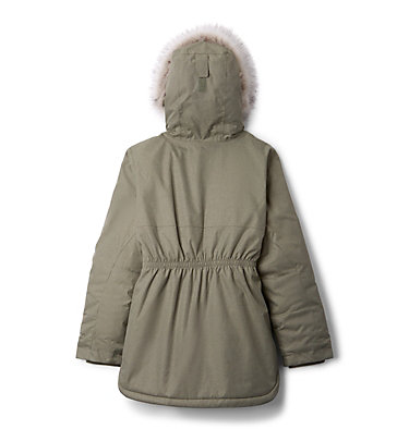 Girls' Carson Pass™ Mid Jacket , back