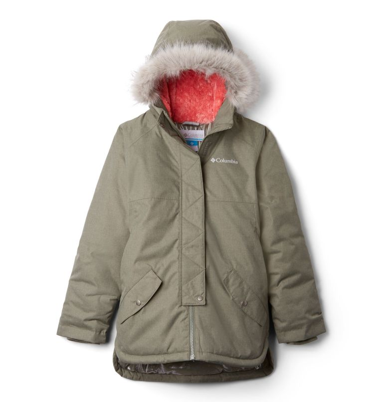 Girls' Carson Pass™ Mid Jacket Girls' Carson Pass™ Mid Jacket, front