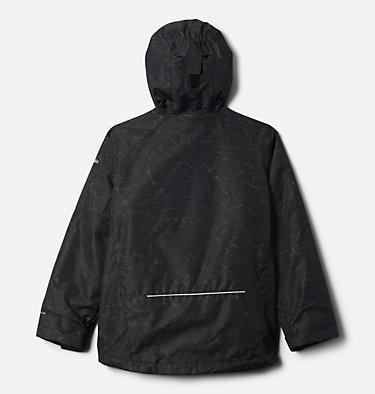 Boys' Whirlibird™ II Interchange Jacket Whirlibird™ II Interchange Jacket | 511 | L, Black Crackle Print, Black, back