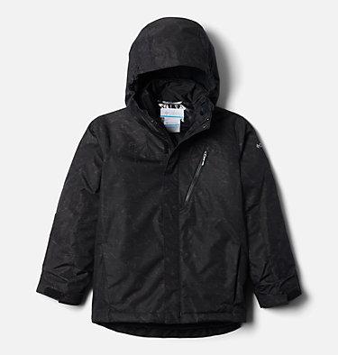Boys' Whirlibird™ II Interchange Jacket Whirlibird™ II Interchange Jacket | 511 | L, Black Crackle Print, Black, front