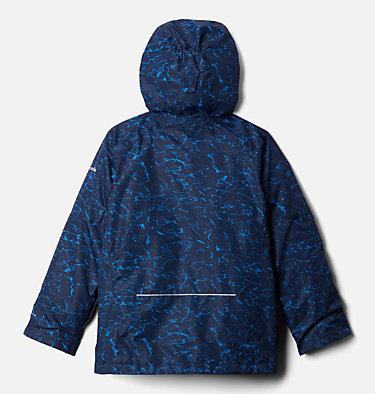 Boys' Whirlibird™ II Interchange Jacket Whirlibird™ II Interchange Jacket | 511 | L, Coll Navy Crackle Print, Coll Navy, back
