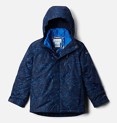 Boys' Whirlibird™ II Interchange Jacket Whirlibird™ II Interchange Jacket | 511 | L, Coll Navy Crackle Print, Coll Navy, front