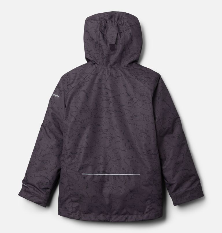 Whirlibird™ II Interchange Jacket | 511 | M Boys' Whirlibird™ II Interchange Jacket, Dark Purple Crackle Print, back