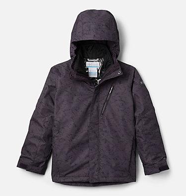 Boys' Whirlibird™ II Interchange Jacket Whirlibird™ II Interchange Jacket | 511 | L, Dark Purple Crackle Print, front