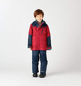 Boys' Whirlibird™ II Interchange Jacket
