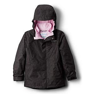 Manteau Whirlibird™ II Interchange pour fille