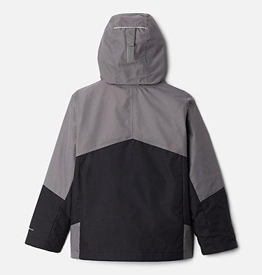 Boys' Bugaboo™ II Fleece Interchange Jacket Bugaboo™ II Fleece Interchange Jacket | 432 | XS, Black, City Grey, back
