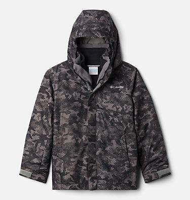 Boys' Bugaboo™ II Fleece Interchange Jacket Bugaboo™ II Fleece Interchange Jacket | 432 | XS, City Grey Camo Print, City Grey, front