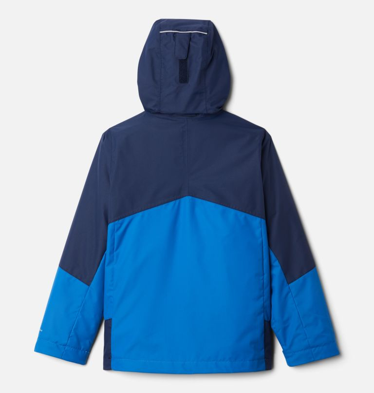 Boys' Bugaboo™ II Fleece Interchange Jacket Boys' Bugaboo™ II Fleece Interchange Jacket, back