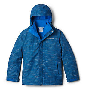 Boys' Bugaboo™ II Fleece Interchange Jacket