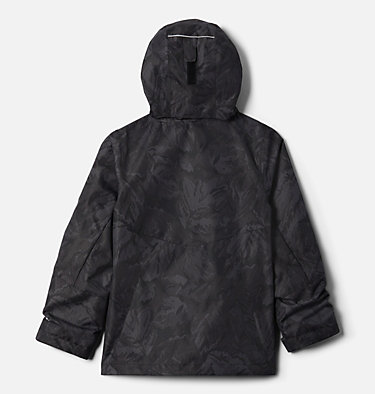 Girls' Bugaboo™ II Fleece Interchange Jacket Bugaboo™ II Fleece Interchange Jacket | 013 | XL, Black Leafscape Print, back