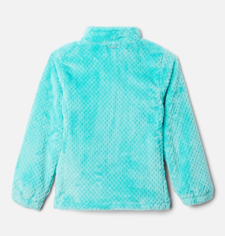 Bugaboo™ II Fleece Interchange Jacket | 356 | XS Girls' Bugaboo™ II Fleece Interchange Jacket, Dolphin Chevron Print, a3