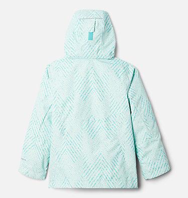 Girls' Bugaboo™ II Fleece Interchange Jacket Bugaboo™ II Fleece Interchange Jacket | 575 | XS, Dolphin Chevron Print, back