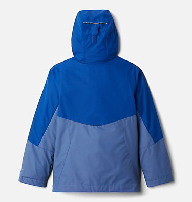 Girls' Bugaboo™ II Fleece Interchange Jacket Bugaboo™ II Fleece Interchange Jacket | 013 | XL, Velvet Cove, Lapis Blue, back
