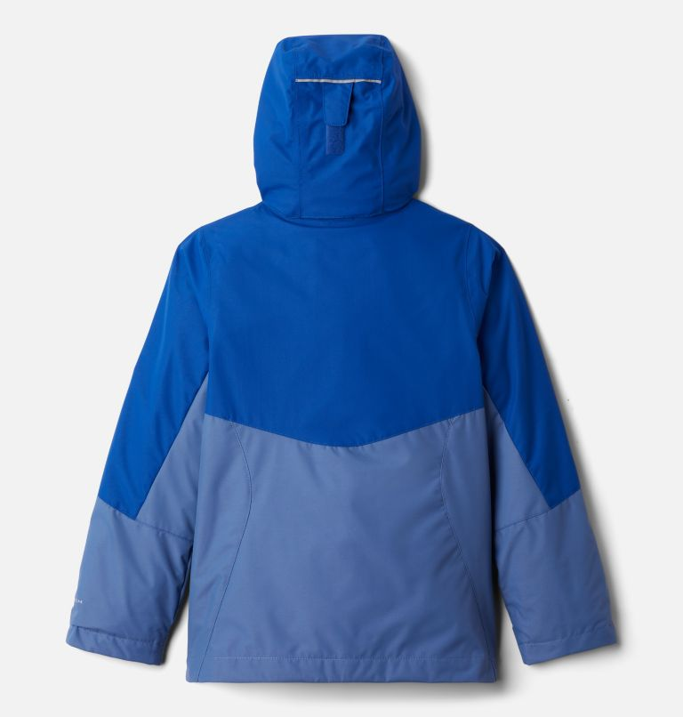 Bugaboo™ II Fleece Interchange Jacket | 458 | XL Girls' Bugaboo™ II Fleece Interchange Jacket, Velvet Cove, Lapis Blue, back