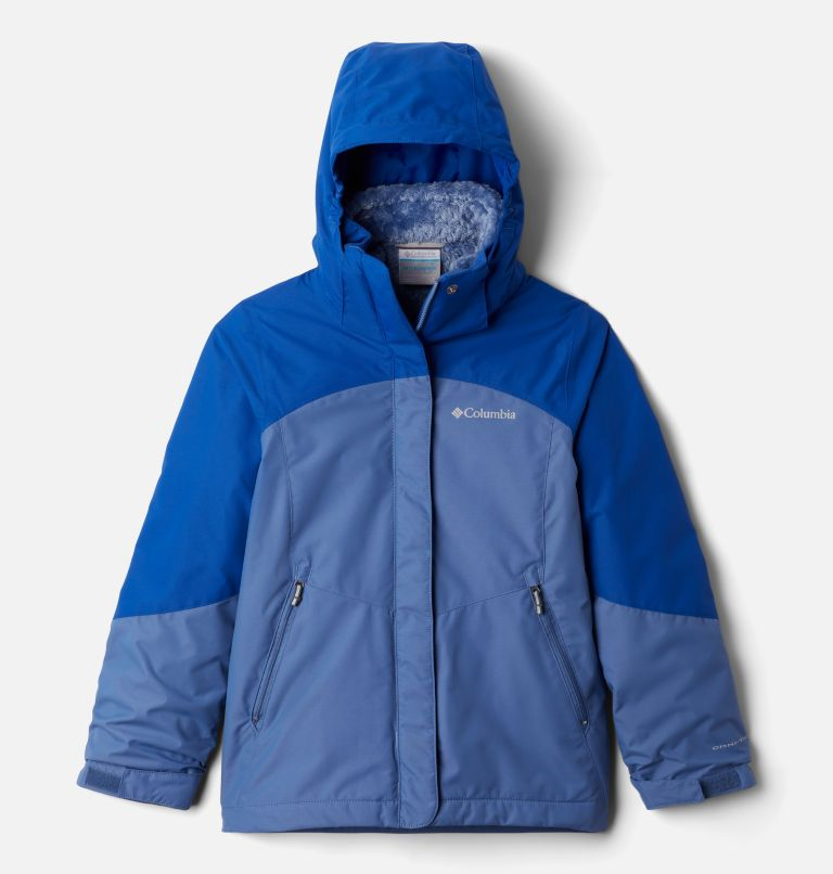 Bugaboo™ II Fleece Interchange Jacket | 458 | XL Girls' Bugaboo™ II Fleece Interchange Jacket, Velvet Cove, Lapis Blue, front
