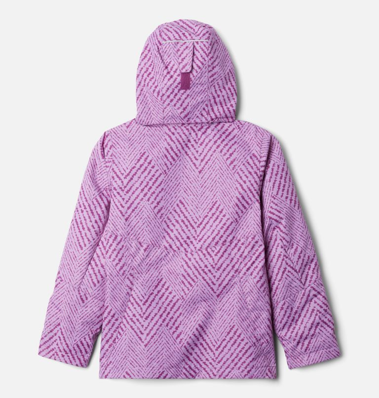 Girls' Bugaboo™ II Fleece Interchange Jacket Girls' Bugaboo™ II Fleece Interchange Jacket, back