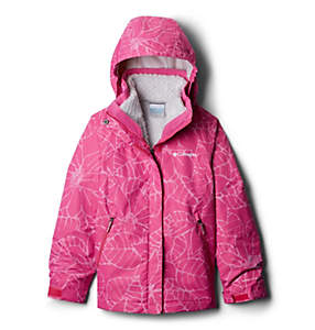 Girls' Bugaboo™ II Fleece Interchange Jacket