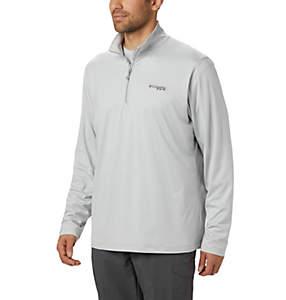 Men's PFG Slack Tide™ 1/4 Zip Pullover – Big