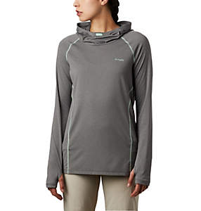 Women's PFG Tamiami™ Heather Knit Hoodie