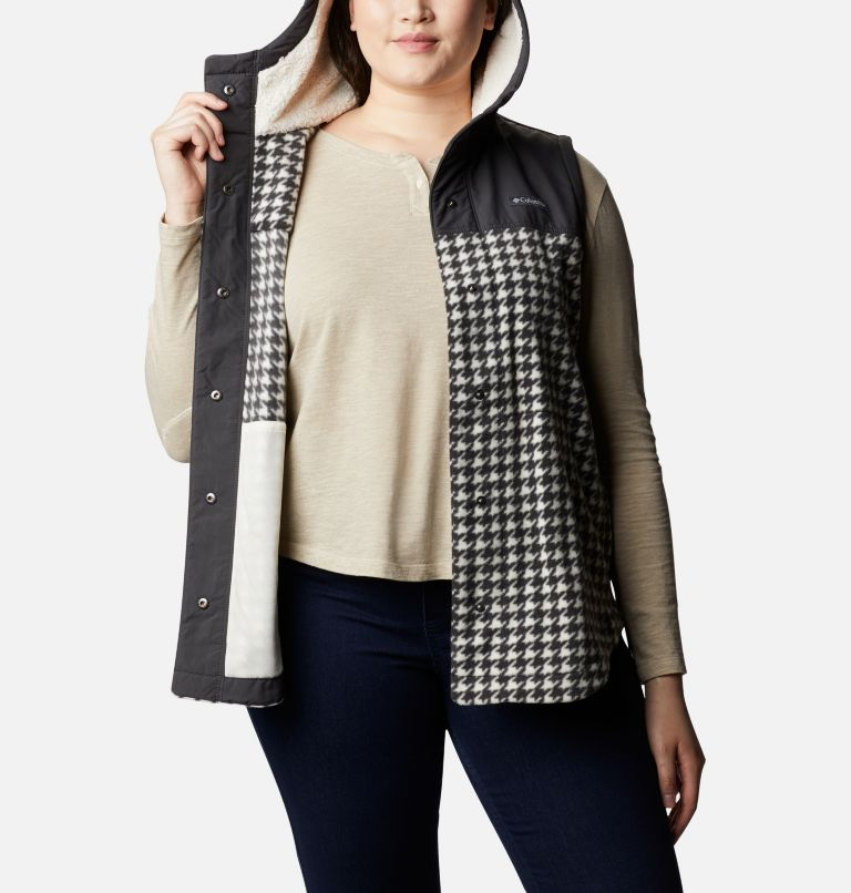 Women's Benton Springs™ Overlay Vest - Plus Size Women's Benton Springs™ Overlay Vest - Plus Size, a3