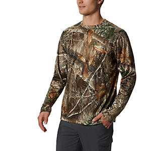 Men's PHG Trophy Rack™ Long Sleeve Knit Shirt