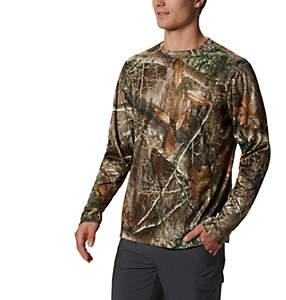 Men's PHG Trophy Rack™ Long Sleeve Knit Shirt