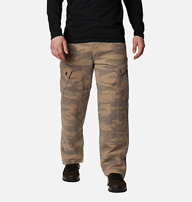 Men's Gallatin™ Pant Gallatin™ Pant | 914 | S, Brown Gallatin Camo, front
