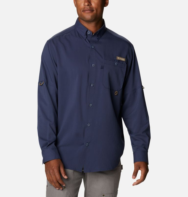 Men's PHG Bucktail™ Long Sleeve Woven Shirt Men's PHG Bucktail™ Long Sleeve Woven Shirt, front