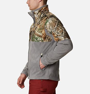 Men's PHG Fleece Overlay Jacket PHG™ Fleece Overlay Jacket | 003 | XXL, Boulder, RT Edge, a1
