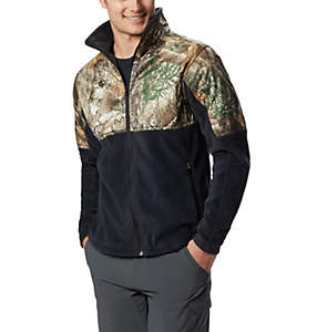 Men's PHG™ Fleece Overlay Jacket