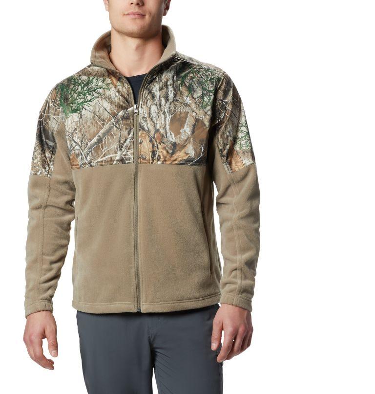 Men's PHG Fleece Overlay Jacket Men's PHG Fleece Overlay Jacket, front