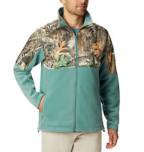 Men's PHG Fleece Overlay Jacket