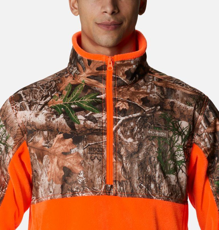 Men's PHG™ Fleece Overlay 1/4 Zip Pullover Men's PHG™ Fleece Overlay 1/4 Zip Pullover, a2