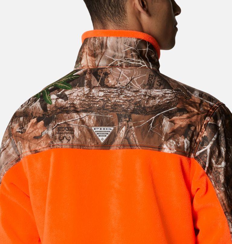 Men's PHG™ Fleece Overlay 1/4 Zip Pullover Men's PHG™ Fleece Overlay 1/4 Zip Pullover, a3