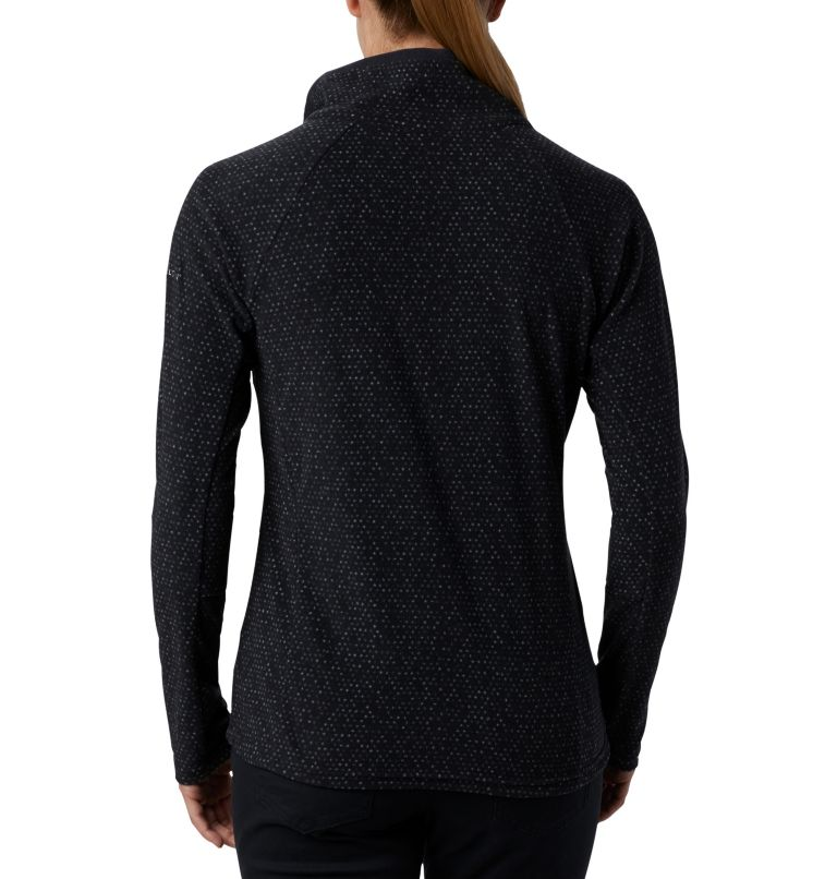 Women's Glacial™ IV 1/2 Zip - Patterned Print  Women's Glacial™ IV 1/2 Zip - Patterned Print , back