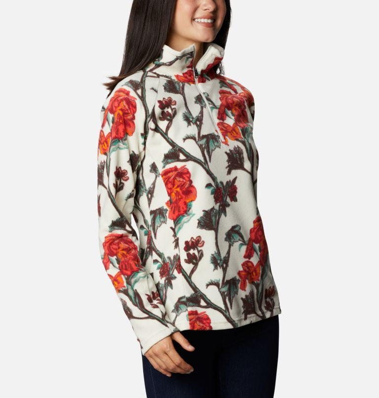 Women's Glacial™ IV 1/2 Zip - Patterned Print  Women's Glacial™ IV 1/2 Zip - Patterned Print , a3