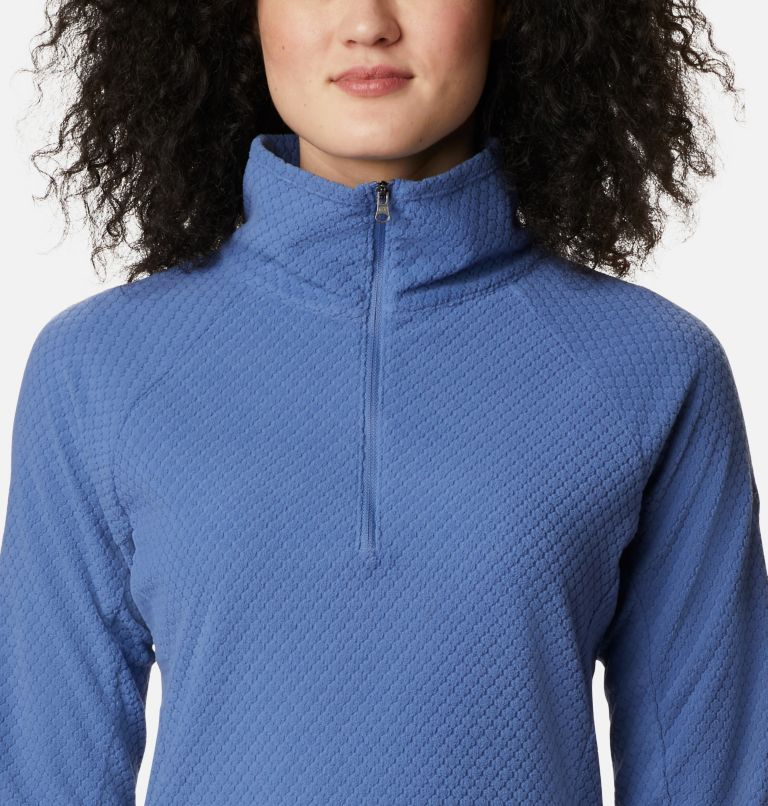 Women's Glacial™ IV Print Half Zip Pullover Women's Glacial™ IV Print Half Zip Pullover, a2