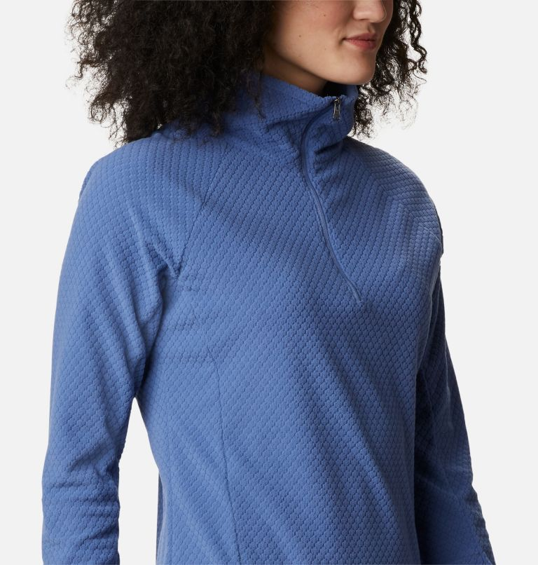 Women's Glacial™ IV Print Half Zip Pullover Women's Glacial™ IV Print Half Zip Pullover, a3