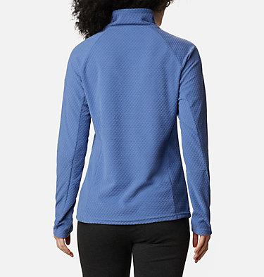 Women's Glacial™ IV Print Half Zip Pullover Glacial™ IV Print 1/2 Zip | 015 | L, Velvet Cove Quilt Pattern, back