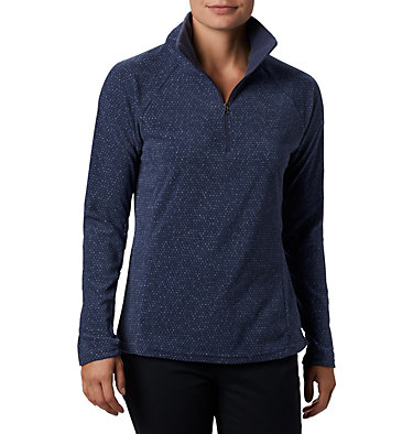 Women's Glacial™ IV 1/2 Zip - Patterned Print  Glacial™ IV Print 1/2 Zip | 016 | XS, Nocturnal Sparkler Print, front
