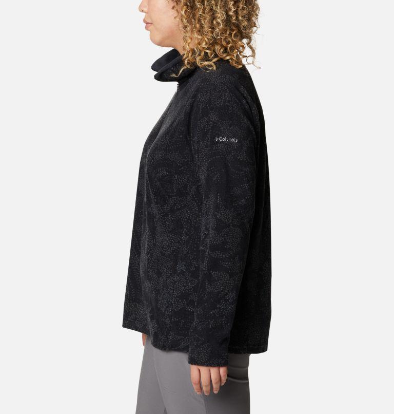 Women's Glacial™ IV Print Half Zip Pullover - Plus Size Women's Glacial™ IV Print Half Zip Pullover - Plus Size, a1