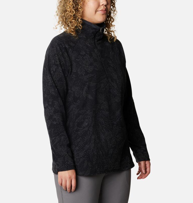 Women's Glacial™ IV Print Half Zip Pullover - Plus Size Women's Glacial™ IV Print Half Zip Pullover - Plus Size, a3