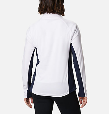 Women's Glacial™ IV 1/2 Zip Glacial™ IV 1/2 Zip | 100 | XS, White, Dark Nocturnal, back