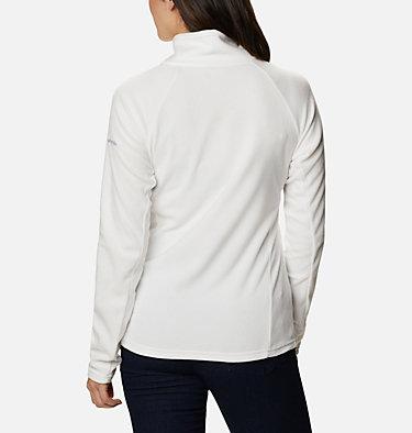 Women's Glacial™ IV Half Zip Fleece Glacial™ IV 1/2 Zip | 100 | XS, Sea Salt, back