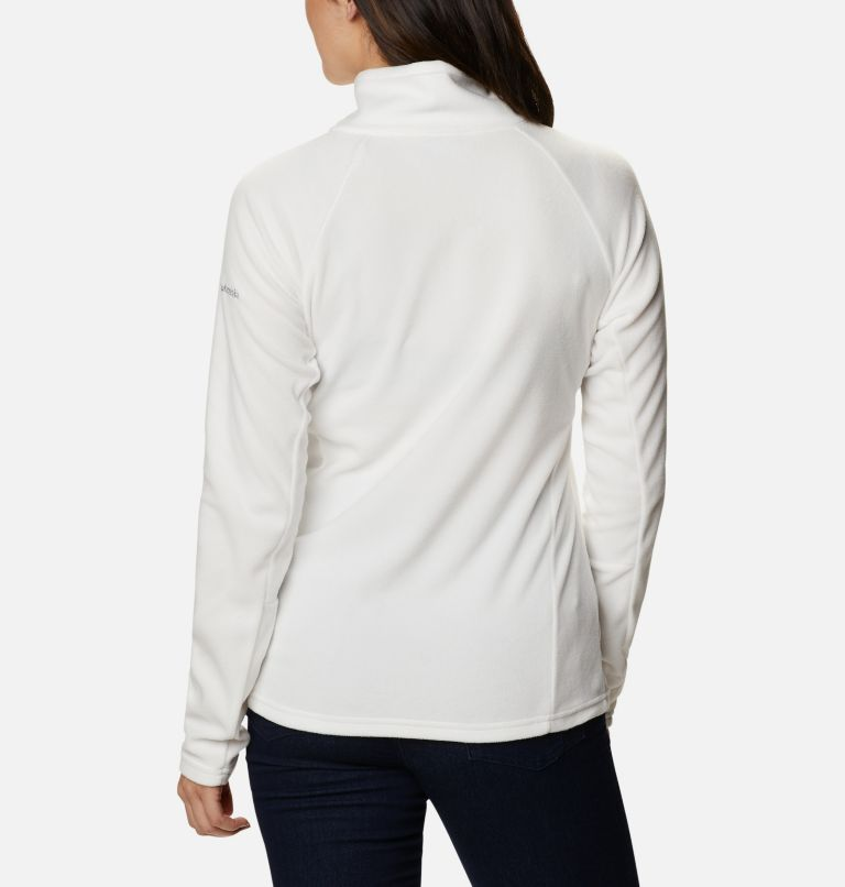 Glacial™ IV 1/2 Zip | 125 | S Women's Glacial™ IV Half Zip Fleece, Sea Salt, back