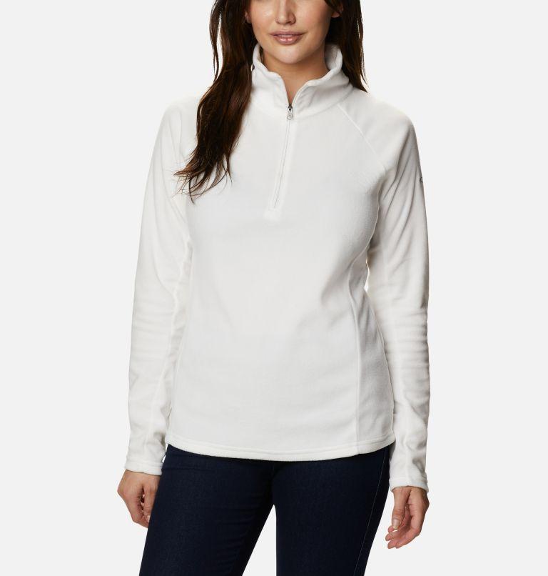 Glacial™ IV 1/2 Zip | 125 | L Women's Glacial™ IV Half Zip Fleece, Sea Salt, front